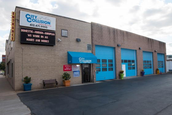 Collision Center in Pittsburgh, PA
