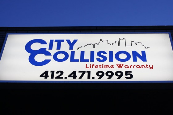 Collision Repair in Pittsburgh, PA