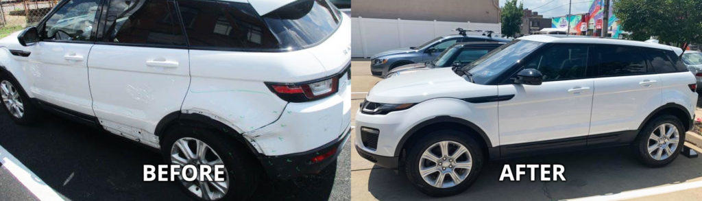 Dent Repair in Pittsburgh, East Liberty, Oakland, PA, Squirrel Hill