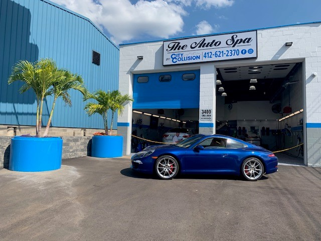 Automotive Detailing in Squirrel Hill