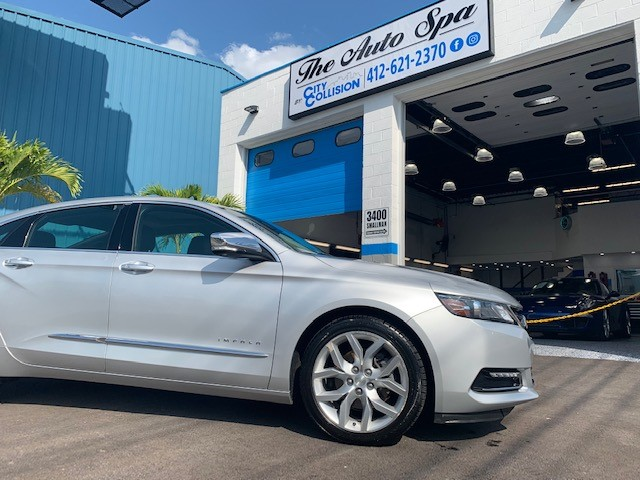 Auto Body Shop in Fox Chapel, Squirrel Hill, Wilkinsburg, Oakland, PA and Surrounding Areas